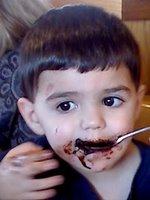 Matt likes cake!