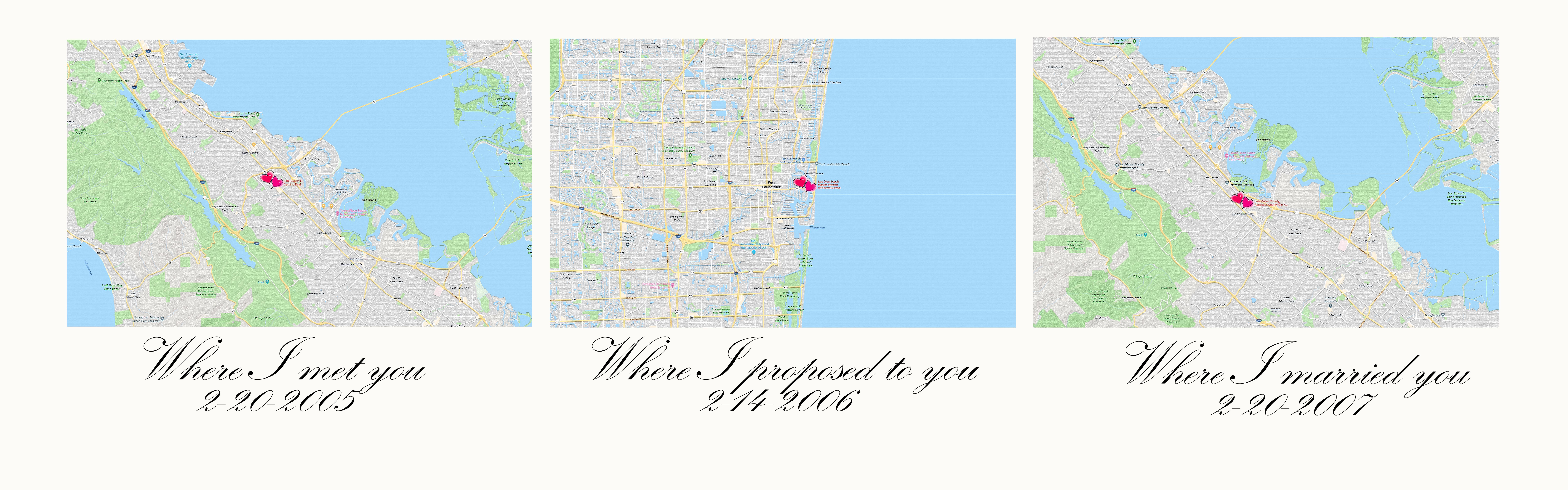 Where I....
